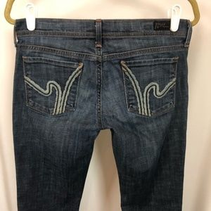 C of H Ingrid Flare Jean Pacific Blue 28